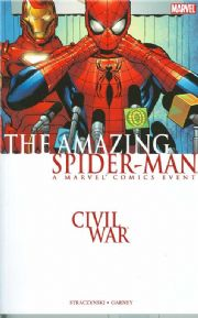 Civil War Amazing Spider-man Trade Paperback TPB
